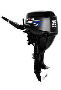 NEW 25 HP Outboard