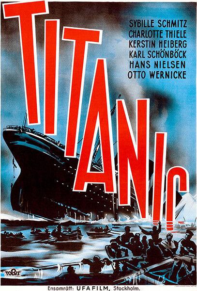Titanic - 1943 - Movie Poster