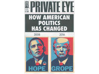 Private eye magazines (40+ issues)