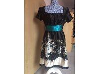 Lovely Silky Dress - Size 12