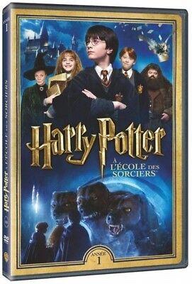 Harry Potter an der School of Assistenten (Jahr 1) DVD neu versiegelt