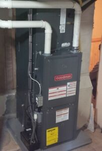 Humidifier, Furnace, Water Heater, Gas Pipe, BBQ Repair& Install