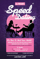 Single? Got 5 minutes? Come check out SPEED DATING!