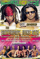 WWE Wrestling Star John Morrison Comes To Kentville
