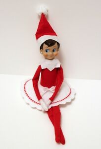 Elf On The Shelf Ornament Ebay