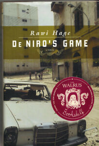 DeNiro's Game - Rawi Hage (Hardcover)