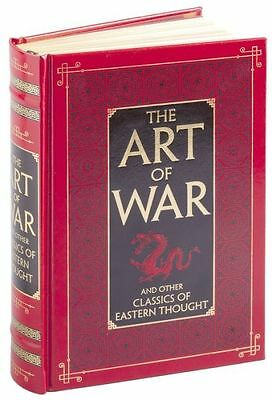 THE ART OF WAR and Other Classics of Eastern Thought ~ Brand New LeatherBound ~