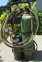 Acetylene Torches set