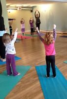 Kids Yoga Classes at Halifax Yoga
