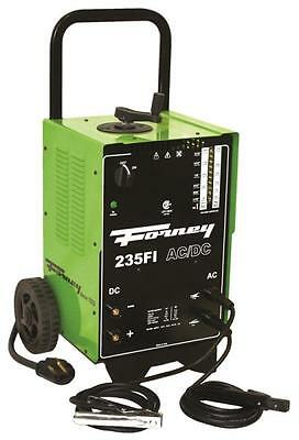 New Forney 314 230 Volt 180 Amp Heavy Duty Electric Acdc Arc Welder Kit 8909400