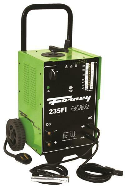 NEW FORNEY 311 230 VOLT 210 AMP HEAVY DUTY ELECTRIC MIG WELD