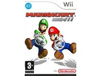 Wanted - Mario Kart Wii