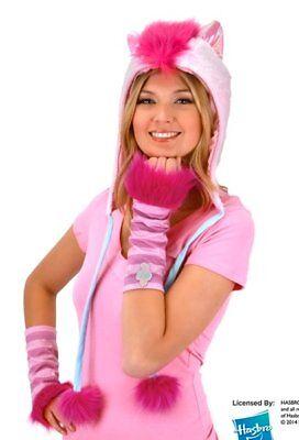 My Little Pony Pinkie Pie Laplander Beanie Hoodie - My Little Pony Pinkie Pie Hoodie