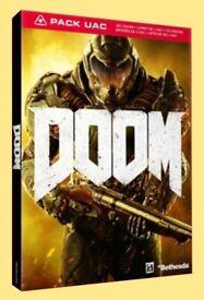 DOOM Brand New PC Game