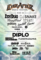 Ever After Music Festival - May 30-31 - 2 Day VIP Wristbands