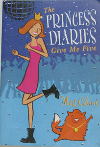 The Princess Diaries  - Give Me Five Chapter Book London Ontario image 1