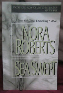 Sea Swept by Nora Roberts (1998) TPB ARC