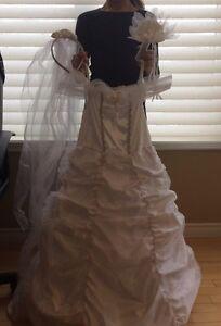 Bride Halloween Costume (children's)