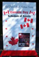 Canada Day 2015 VOLUNTEERS!!