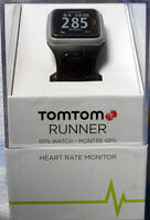 *NEW*TomTom Runner GPS Watch with Multi-Sport Heart Rate Monitor