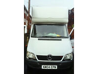 2 MAN AND VAN | REMOVAL SERVICES FROM £15 PER HOUR | AVAILABLE IN ALL AREAS OF MANCHESTER|