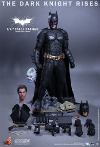 Hot Toys Sideshow Batman 1/4 Quarter Scale Figure
