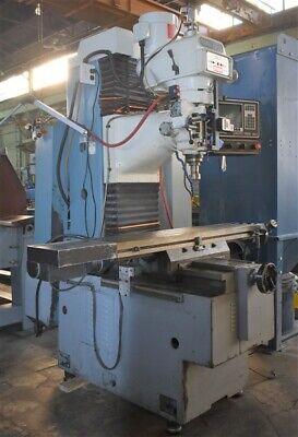 Southwestern Industries Trak Dpm Cnc Bed-type Vertical Mill Wprototrak -29114