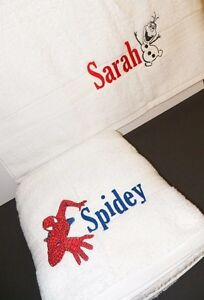 Personalized Bath Towel for everyone on your list Kitchener / Waterloo Kitchener Area image 3