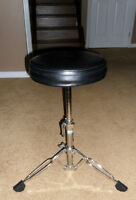Network Percussion Drum Stool Throne