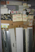 HUGE lot of knitting machines, parts and accessories
