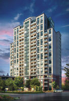 NEW LUXO Vivid Condo at Islington and Bloor! Move In Now!!!