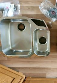 Ariane ARX 160 Stainless Steel Kitchen sink