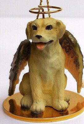 Angel Collectible Dog Ornament - LABRADOR, YELLOW, ANGEL DOG ORNAMENT CONV. CONCEPTS,TINY ONES,ITEM DTA24B