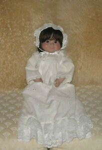 "Porcelain doll from England (Alresford Dolls) ""Jennifer"""
