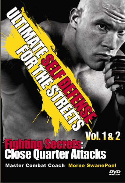 Learn Self Defense MMA Fighting Secrets DVD UFC Karate Kung Fu + FREE USA SHIP!