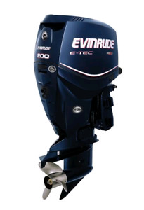 **WANTED- Evinrude Etec 200 /175hp Outboard (Used)