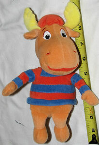 Tyrone & Tasha  Backyardigans Plush TY Beanie