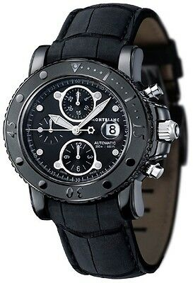 104279 | MONTBLANC SPORT | AUTHENTIC BRAND NEW CHRONOGRAPH AUTOMATIC MENS WATCH