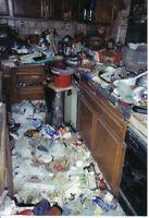 Nettoyage et préparation à la location/vente