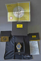 Breitling - 18K Gold and SS watch