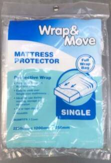 Brand New Furniture Protective Plastic Wrap/Cover. Post available