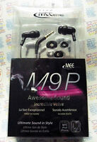 MEElectronics M9P In-Ear Headphones w/Mic