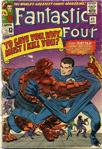 Fantatsic Four on Sale Now! Marvel