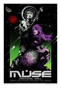 Muse-Melbourne-2007-Concert-Poster-Art-Rhys-Cooper-Ltd-Ed