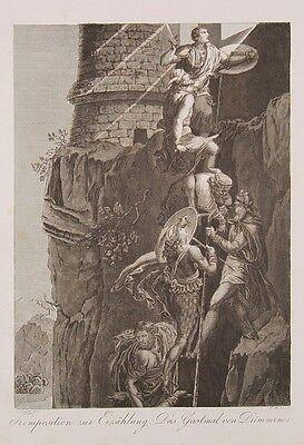 Carl Geiger Schottland Scotland Schotte Clan Gastmahl Drimminor Castle Wachsmann