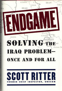 Endgame - Solving the Iraq Problem Once and for All - Scott Ritt West Island Greater Montréal image 1