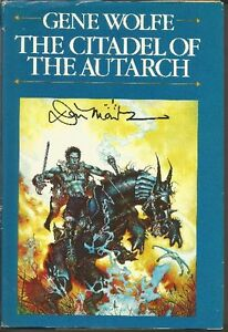 The Citadel of the Autarch by Gene Wolfe (1982) BCE SIGNED