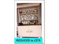 Vintage country dresser REDUCED