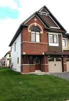 End Unit 3 Bedroom Townhome for Rent in Barrhaven, Nepean