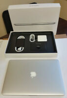 """Like-New Apple Macbook Pro Retina 15"""" 2.8GHz 1TB 16GB Maxed Out"""